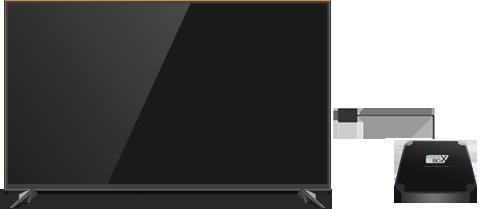 easy install iptv box