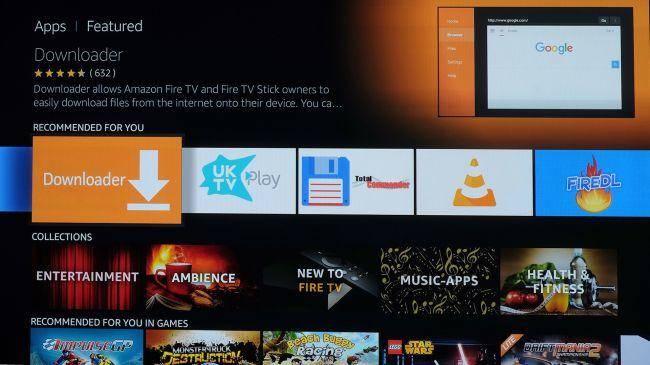 install iptv on fire tv stick overboxtv. Black Bedroom Furniture Sets. Home Design Ideas